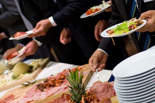 Buffets et brunch
